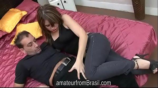 Brazilian amateur slut fucked and filmed Vol. 5